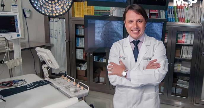 Tendencias de angioplastía y estrategias para la revascularización en el II Foro de Innovación  Cardiovascular