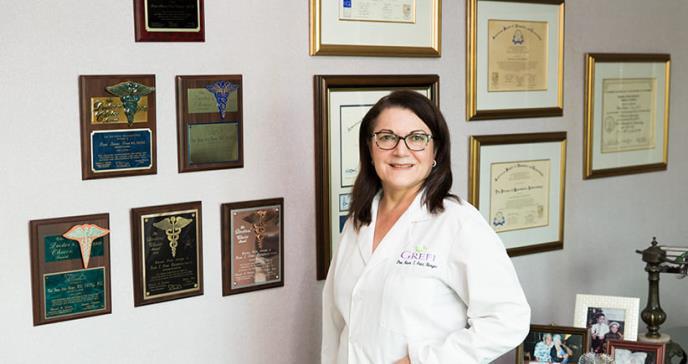 Dra. Cruz y su incansable ayuda a las pacientes con problemas de fertilidad