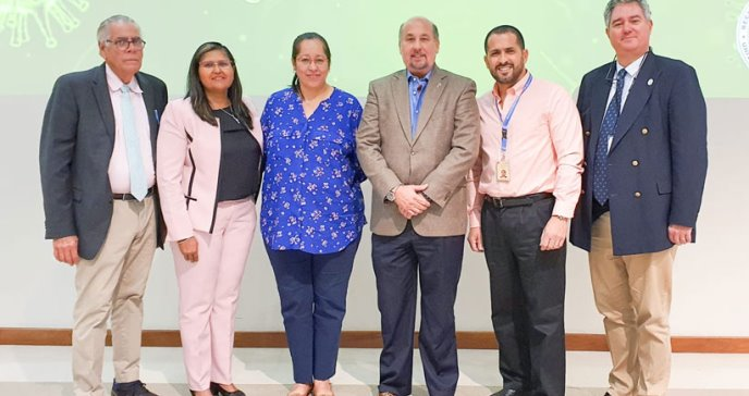 Realizan panel sobre el manejo y la prevención del coronavirus en Puerto Rico