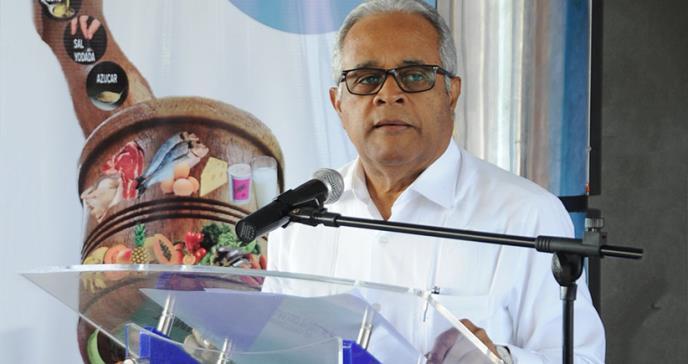 Ministerio de Salud inicia jornada conmemorativa por Día Mundial de la Alimentación