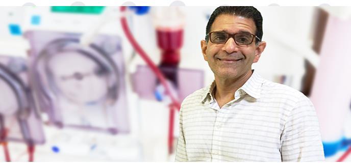 Dr. Melvin Bonilla y su incansable labor por los pacientes renales pediátricos en Puerto Rico