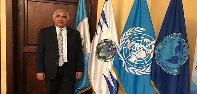 Profesor puertorriqueño recibe importante nombramiento en Guatemala