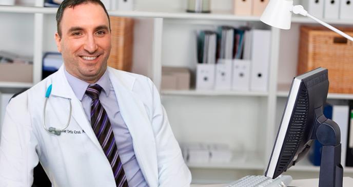 Dr. Eddiemar Ortiz Cruz, el hematólogo oncólogo puertorriqueño que renació