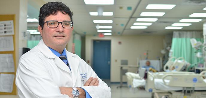 Cirugía logra corregir rara fístula de arteria coronaria
