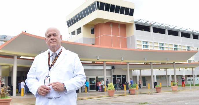 Medicina comprometida con los pacientes de trauma de Puerto Rico