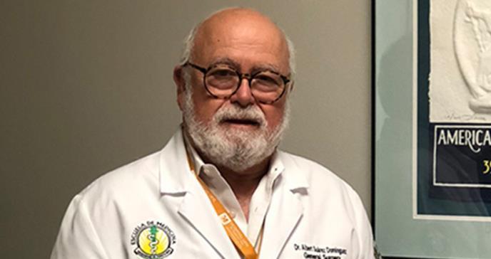 Cirujanos enfrentan con éxito rara hernia primaria en el área lumbar que comprometió la vida de un paciente puertorriqueño