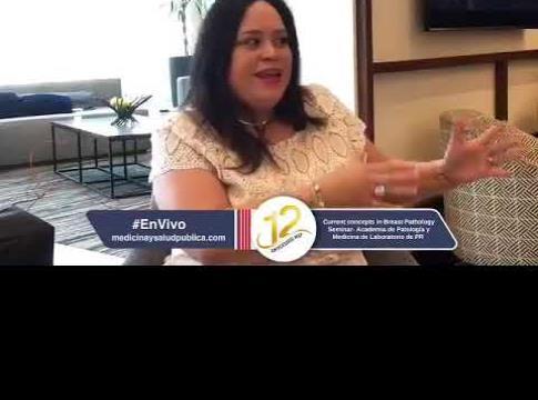 Dra. Elba Torres y Dra. María hablan sobre la Patología y lo que representa esta rama de la medicina en sus vidas