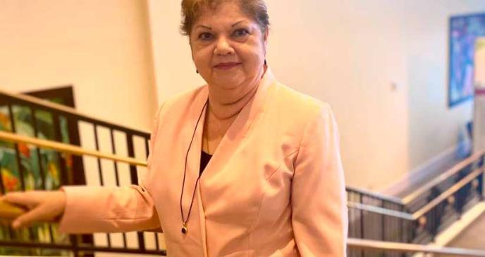 """Dra. González: """"los factores genéticos son la primera causa de los problemas de crecimiento en los niños"""""""