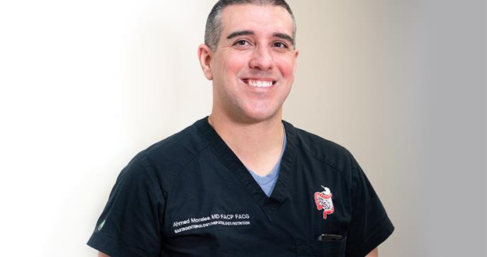 Especialista en colitis ulcerosa, su vida entre tener la condición y ser médico experto en la enfermedad