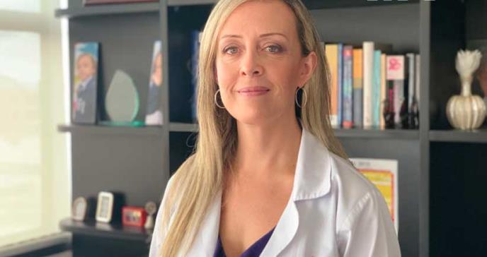 Dra. Lilian Torregrosa, la primera mujer en presidir la Asociación Colombiana de Cirugía