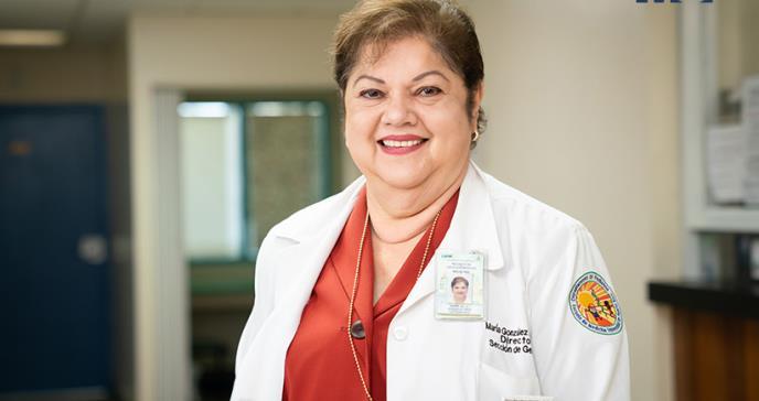 Dra. María del Carmen González, la única mujer genetista pediatra en Puerto Rico