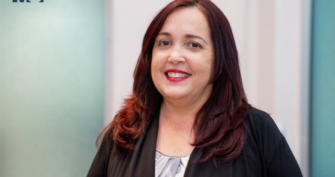 Adeline Pagán, la enfermera que lidera la Fundación de Apoyo de Hidradenitis Supurativa