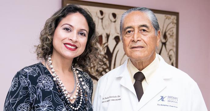 El doctor al que su hija le regaló años de vida