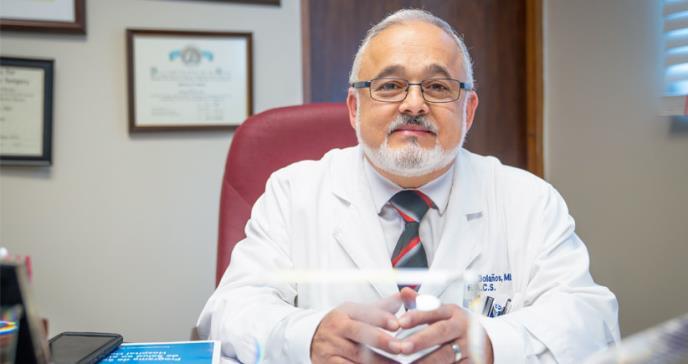 Dr. Guillermo Bolaños, una figura insigne de la cirugía bariátrica en Puerto Rico