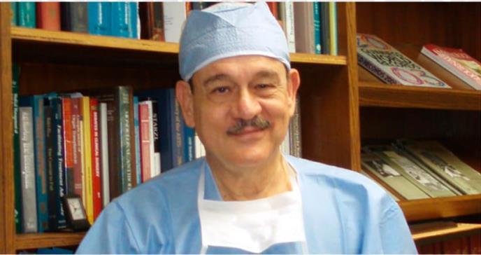 Dr. Eduardo Santiago Delpín: fundador de trasplante en Puerto Rico