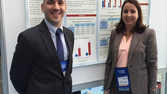 Vital el rol del médico primario para aumentar la cifra de la vacunación contra la neumonía en Puerto Rico en adultos