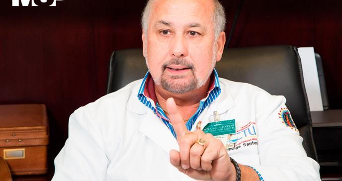 Dr. Santana propone creación de oficina para manejar futuras pandemias