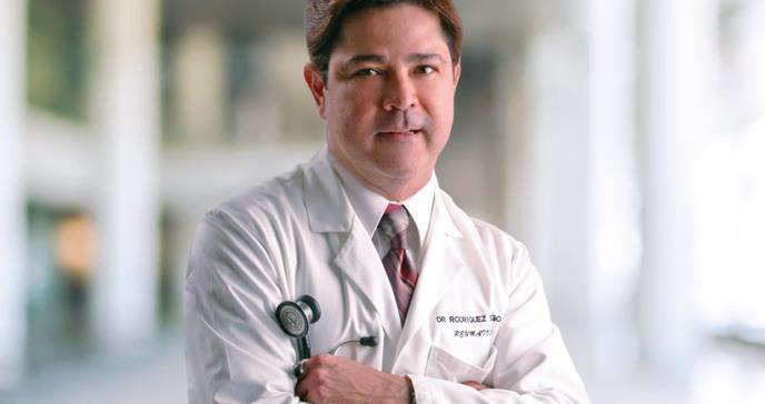 Dr. Rodríguez Santiago: más de 20 años al servicio de los pacientes reumáticos