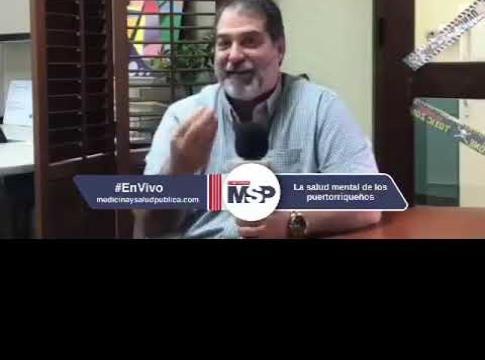 Dr. Juan Fumero habla sobre la salud mental de la población puertorriqueña