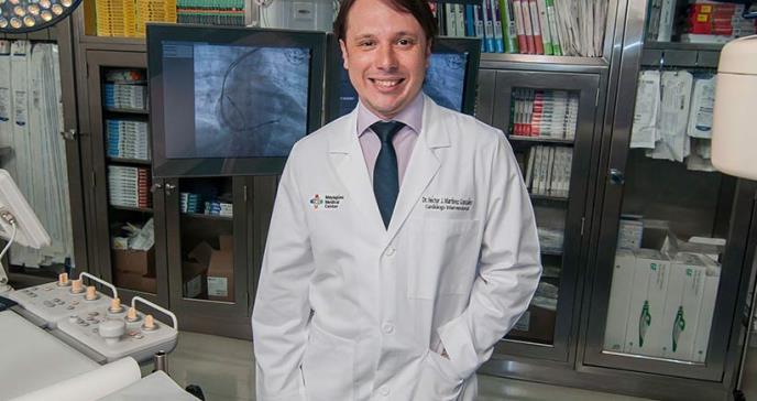 Urge retomar tratamientos para infartos durante la pandemia