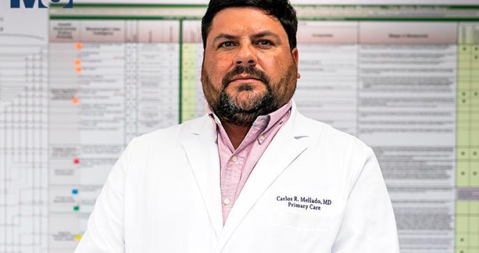 El gobernador Pedro Pierlusi nominará al Dr. Carlos Mellado como secretario de salud