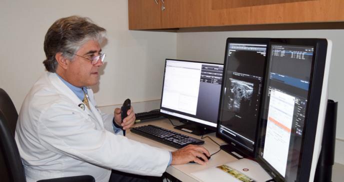 Biopsia de aguja fina: un método seguro y eficaz para establecer el diagnóstico de cáncer de tiroides
