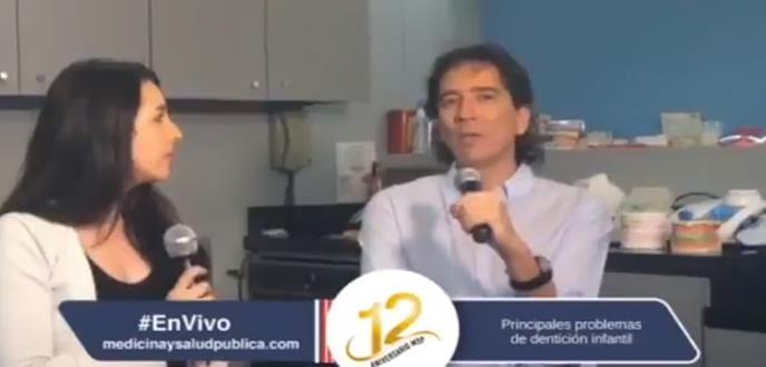 Entrevista con el Presidente de la Asociación Latinoamérica de Odontología Pediátrica