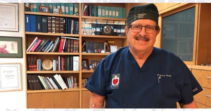 Cinco décadas de apostolado por la cirugía cardiovascular