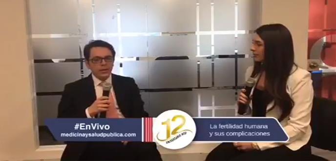 Entrevista con el Dr. Carlos Fandiño, experto en ginecología y obstetricia