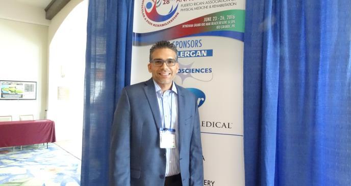 Exitosa convención de la Asociación Puertorriqueña de Medicina Física y Rehabilitación
