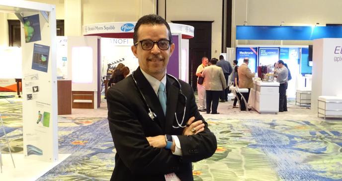 En el doctor Luis Molinary se conjugan la pasión por el corazón y por el deporte