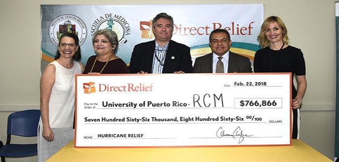 Arriba a Puerto Rico único equipo de alta tecnología para combatir el cáncer