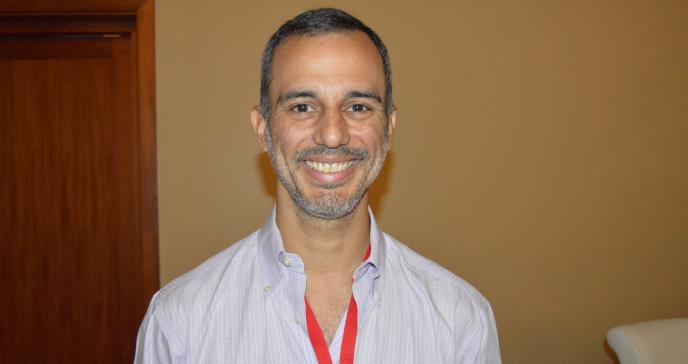 Innovación y educación  durante convención anual de los radiólogos