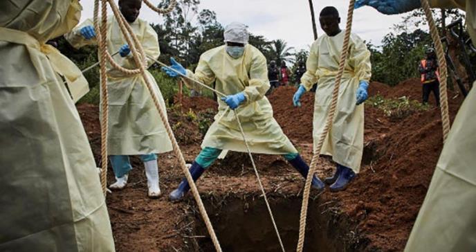 Asciende a 2.000 la cifra de muertos por ébola en el Congo