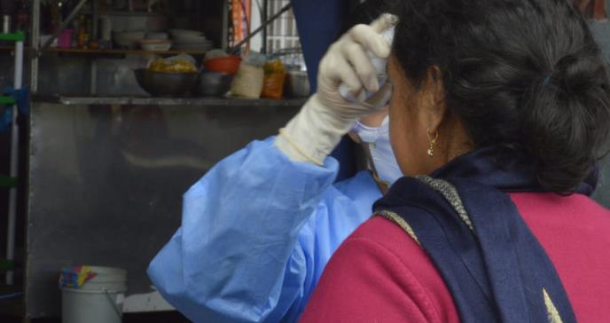 Ecuador: 2.240 casos de Covid-19