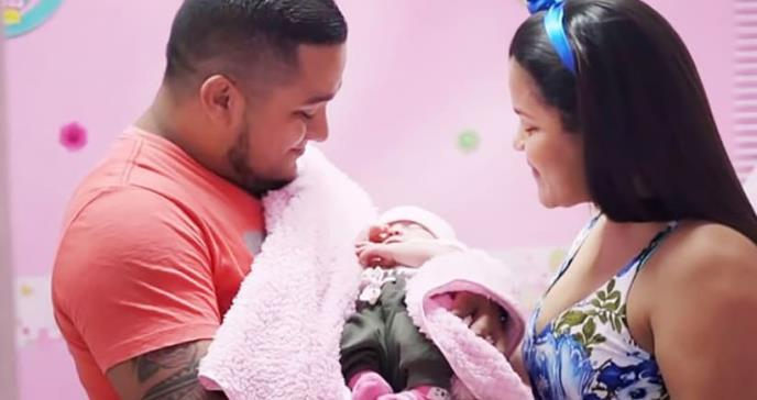 El extraño caso de la bebé colombiana que nació embarazada con el feto de su hermano gemelo