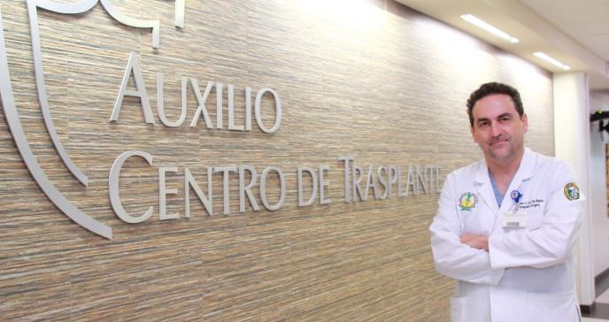 Al frente Puerto Rico en el tratamiento del cáncer hepático