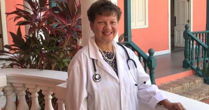 """Dra. Ana Finch: """"Las enfermedades del corazón afectan más a mujeres que a hombres"""""""