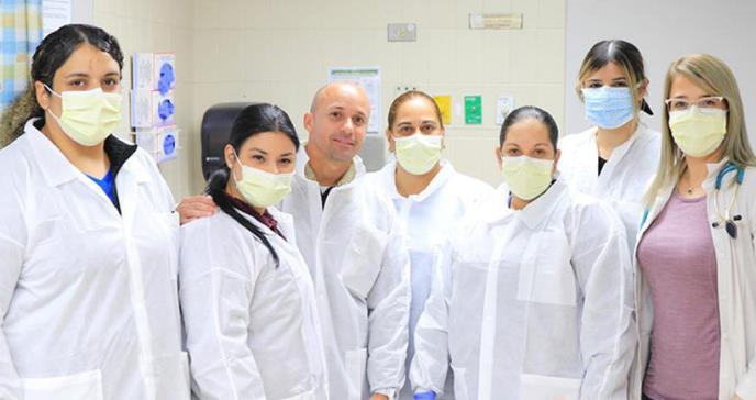 Compromiso de primera línea: enfermeras puertorriqueñas ante el COVID-19
