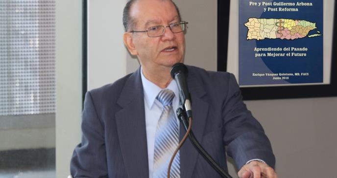 Editorial: Dr. Enrique Vázquez Quintana