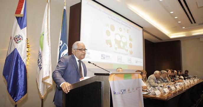 Entidades presentan estudio sobre Situación en Salud Mental en República Dominicana
