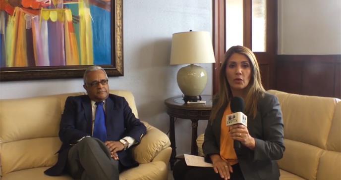 Entrevista con el Ministro de Salud Pública de República Dominicana, Rafael Sánchez Cárdenas