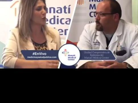 Entrevista con el Dr. Giancarlo Gierbolini, Neurólogo y el Dr. José Arias Morales, Epileptólogo