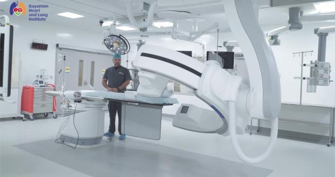 Inauguración del Heart and Lung Institute del Bayamón Medical Center