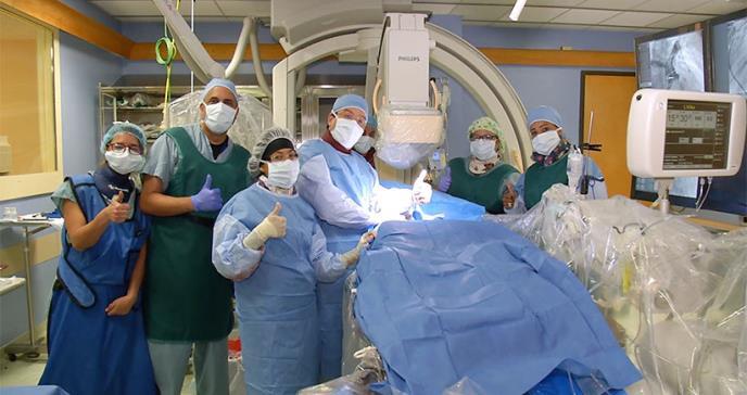 Puerto Rico logra primera cirugía con Válvula Pulmonar en niño de 13 años