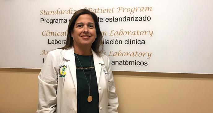 Expuestos los estudiantes de medicina a pacientes estandarizados