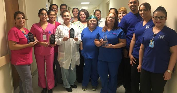 Premian a Hospital Bella Vista por mantener controles de calidad