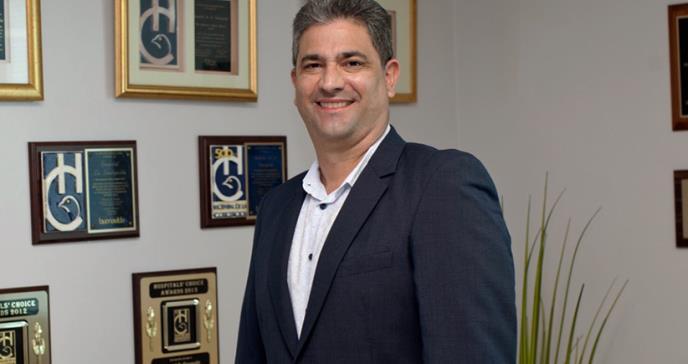 Nuevo administrador en el Hospital de la Concepción