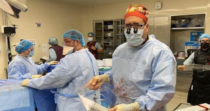 Por primera vez en Puerto Rico reparan aneurisma torácica con nuevo graft de Gore