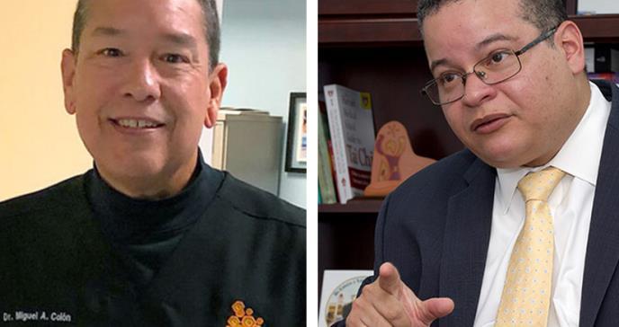 """Dr. Víctor Ramos: """"Vamos a lograr la inmunidad de rebaño primero que en Estados Unidos"""""""
